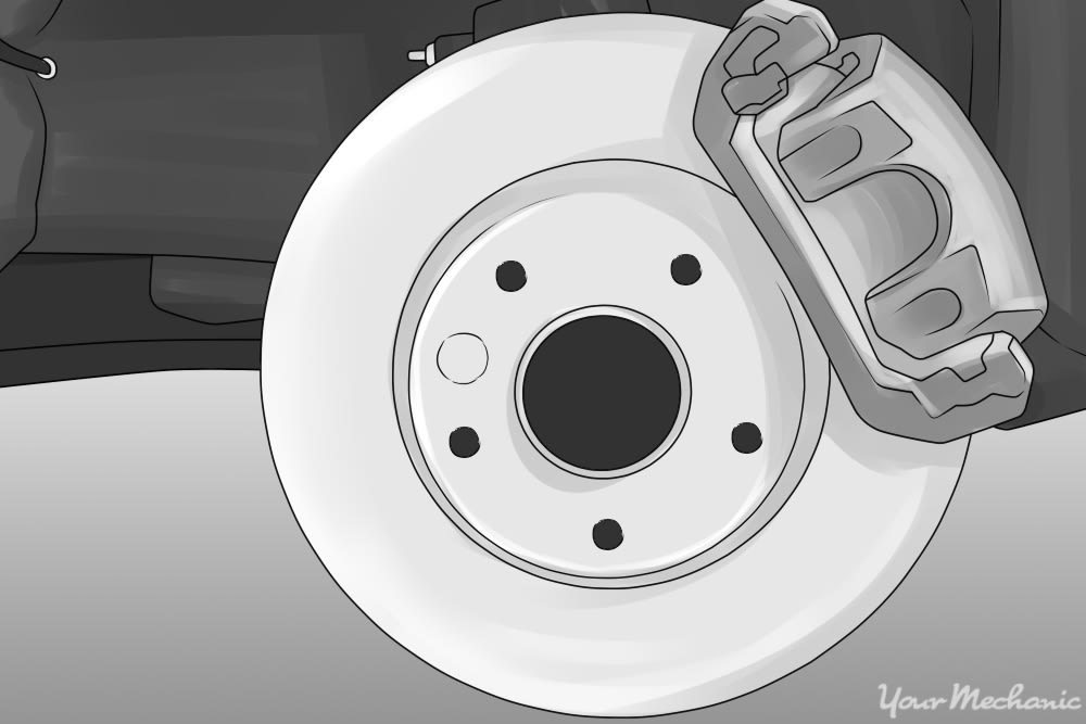How to Install New Rotors | YourMechanic Advice