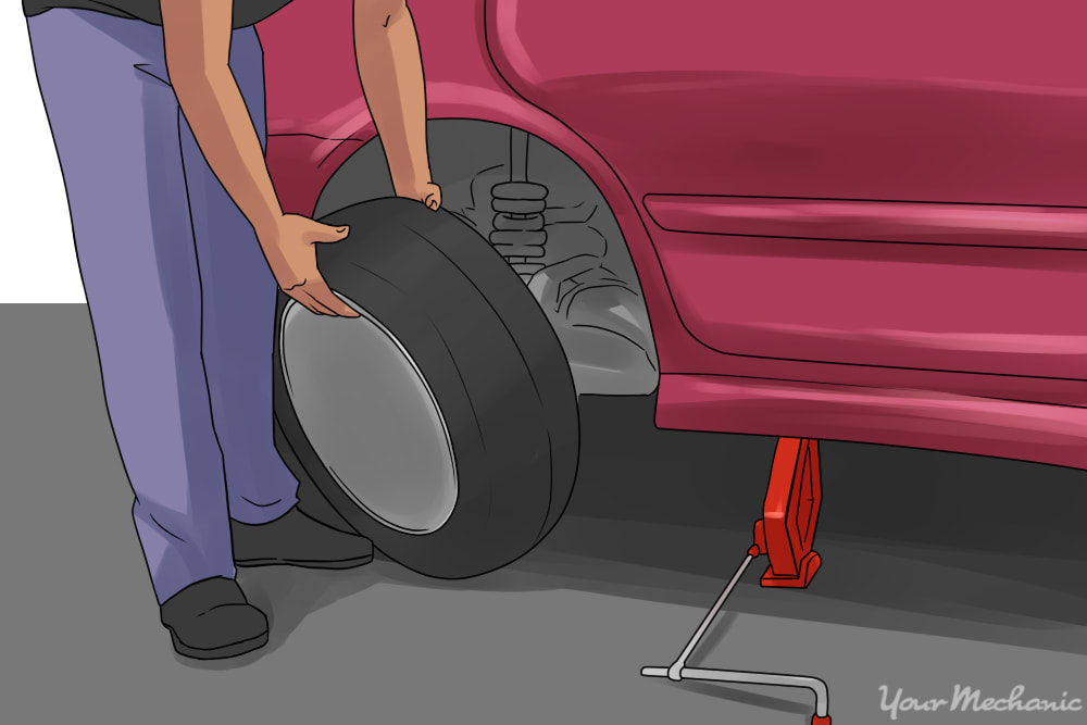 How to Replace Suspension Springs 3