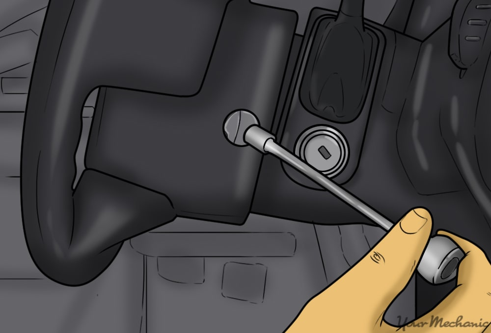 How to Replace a Cruise Control Switch 3