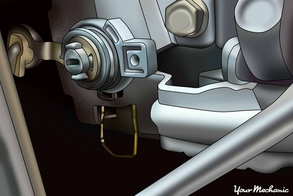 How to Replace a Hatch Lock Cylinder 3