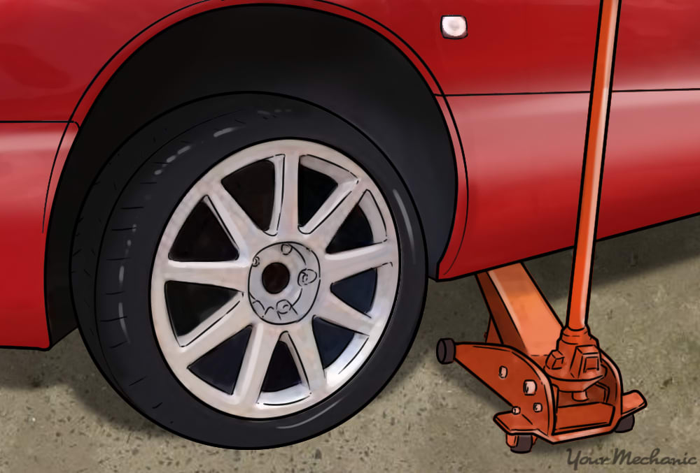 how to replace a wheel seal | yourmechanic advice  yourmechanic