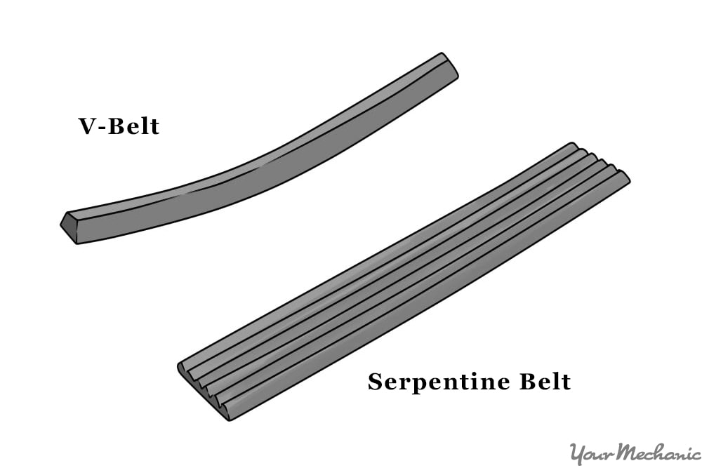 How to Replace an Air Conditioning Belt 3