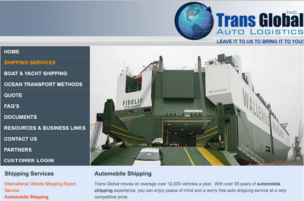 overseas site