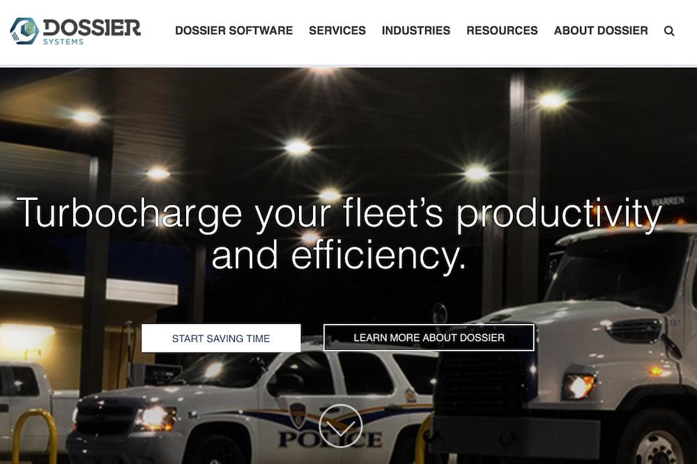 dossier fleet screenshot