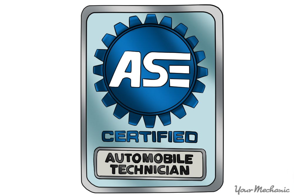 automotive technician patch