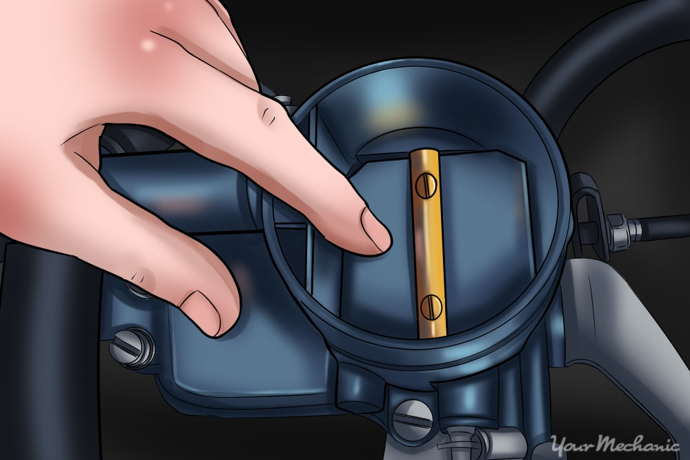 How to Check the Choke on a Carbureted Engine | YourMechanic