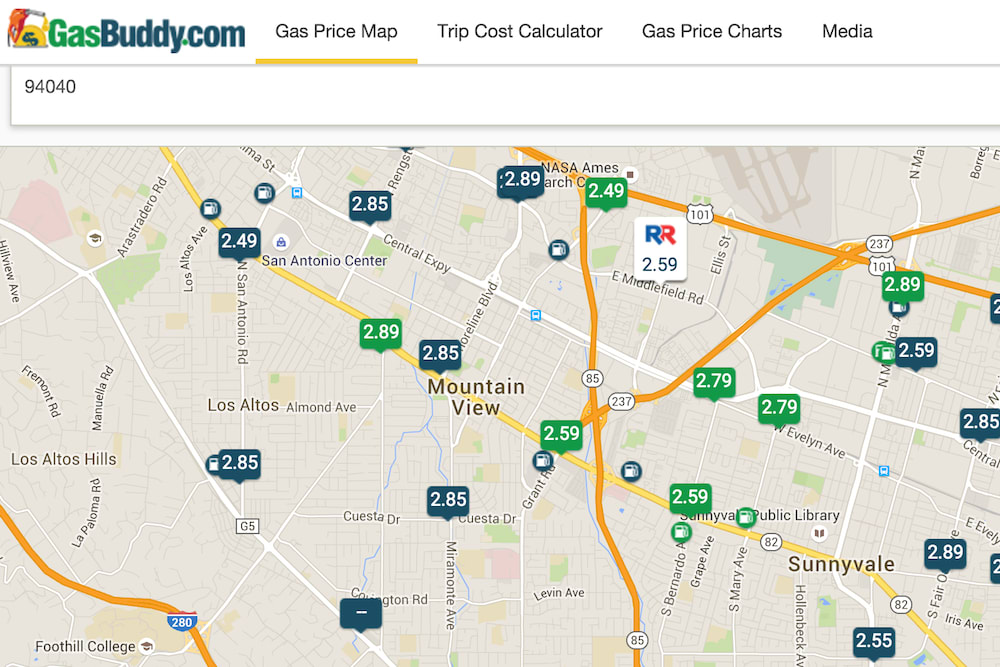 San Antonio Gas Prices >> How To Find The Lowest Gas Prices In Your Area