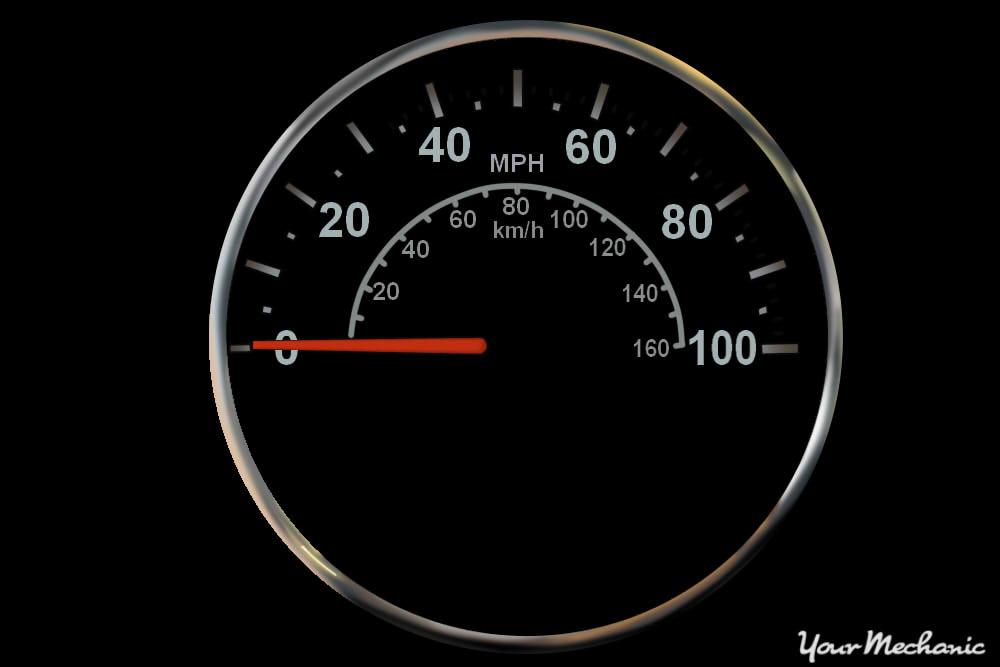 speedometer not working