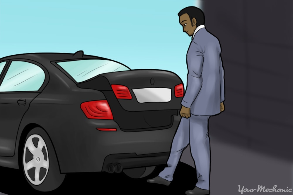 How to Use a BMW With Comfort Access Technology