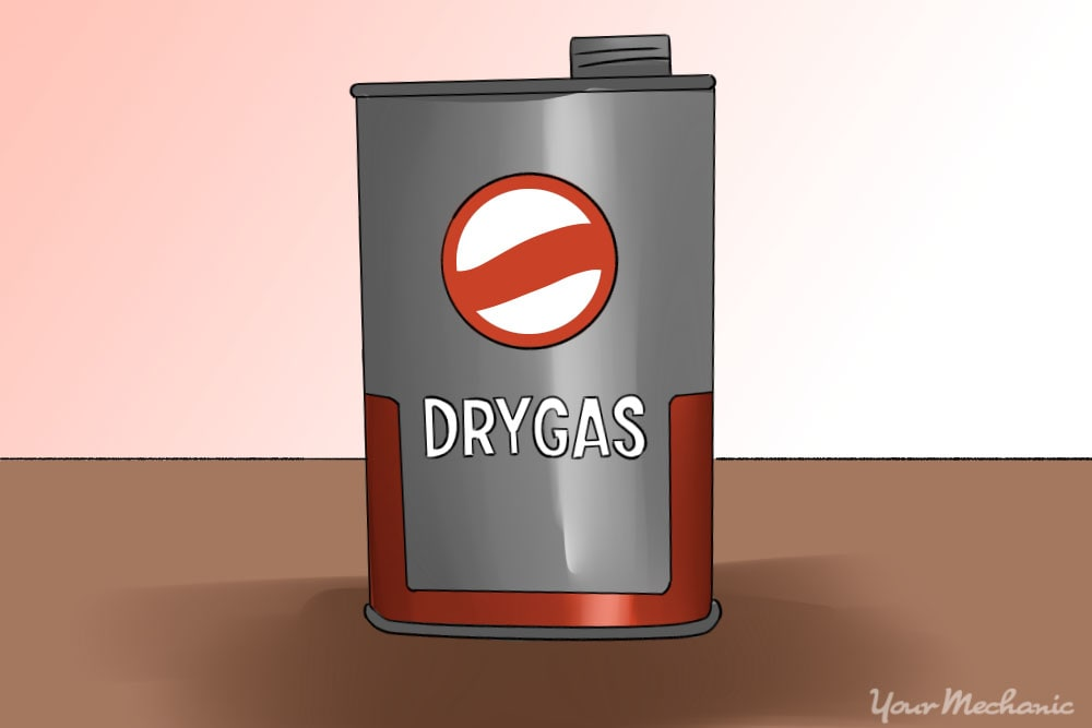 dry gas container