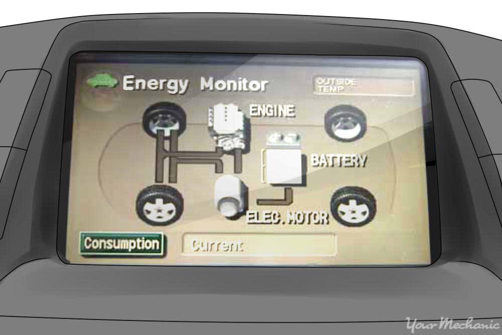 prius energy monitor