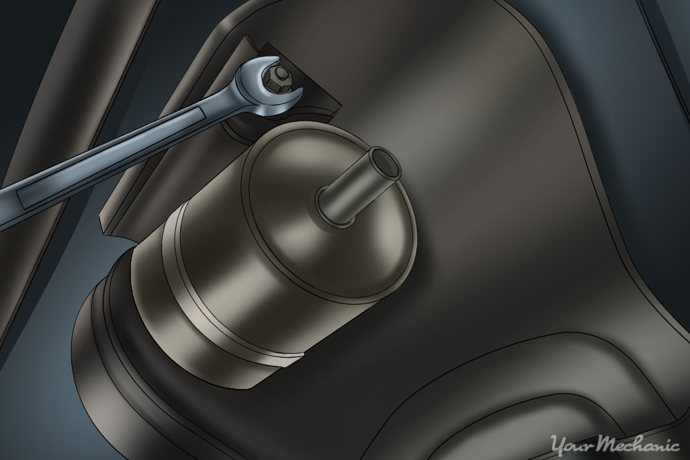 How to Change a Fuel Filter 5