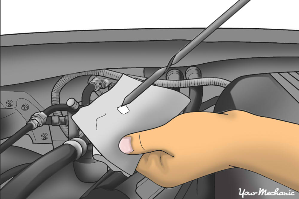 How to Check and Add Fluid to an Automatic Transmission 5