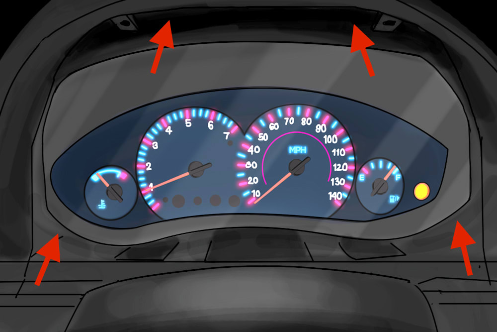 How to Repair Dashboard Lights | YourMechanic Advice