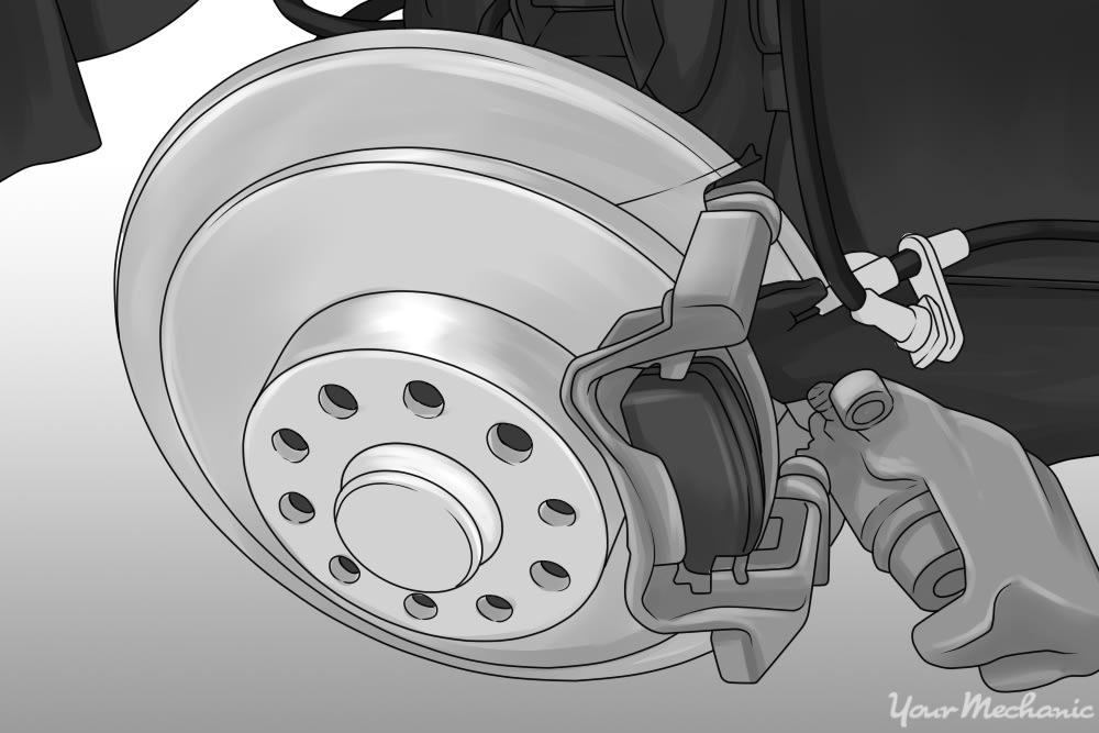 How to Install New Rotors | YourMechanic Advice
