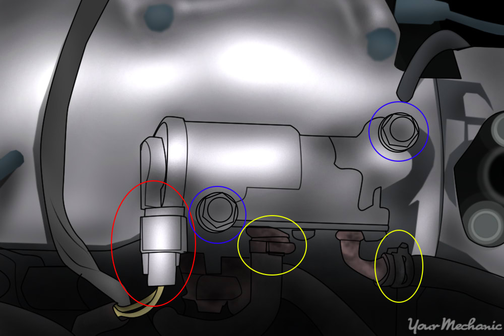 How to Replace Your Car Idle Air Control Valve 5