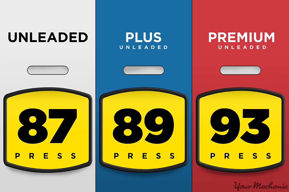 fuel grade stickers
