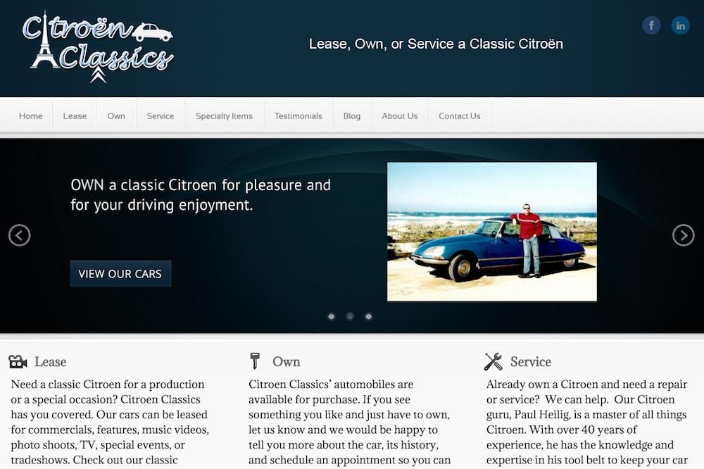 classic usa site dealership