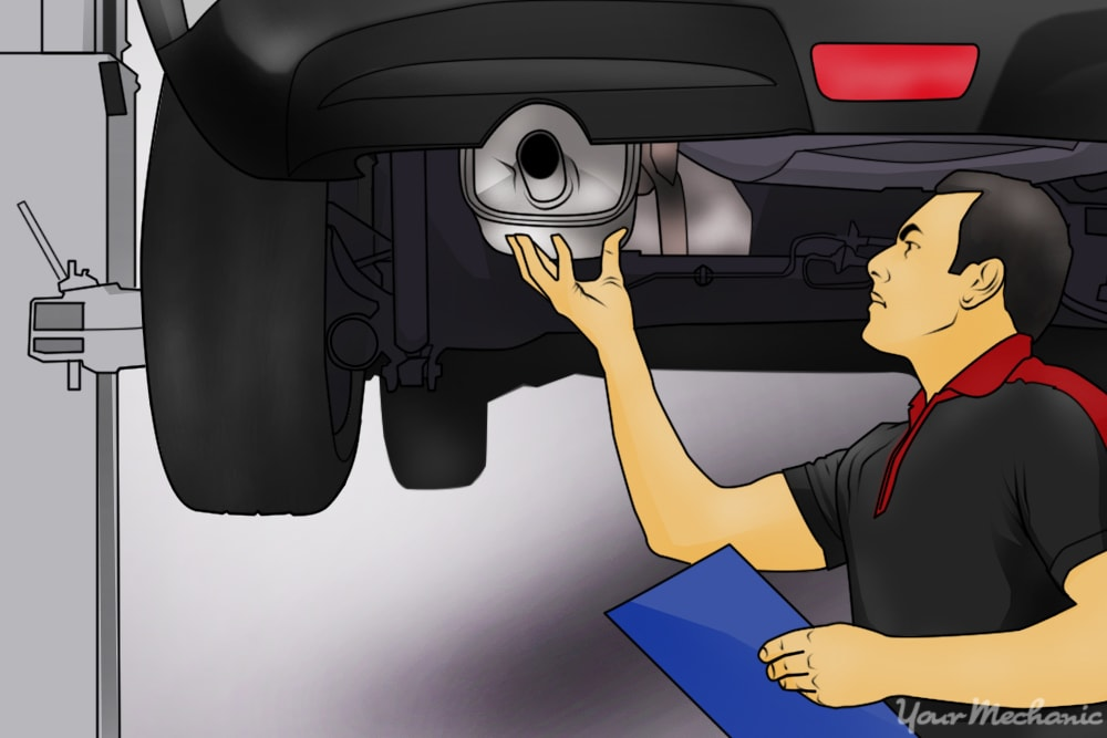 How to Identify Car Exhaust Issues | YourMechanic Advice
