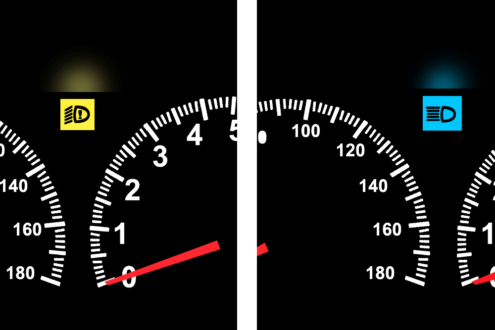 side by side gauge