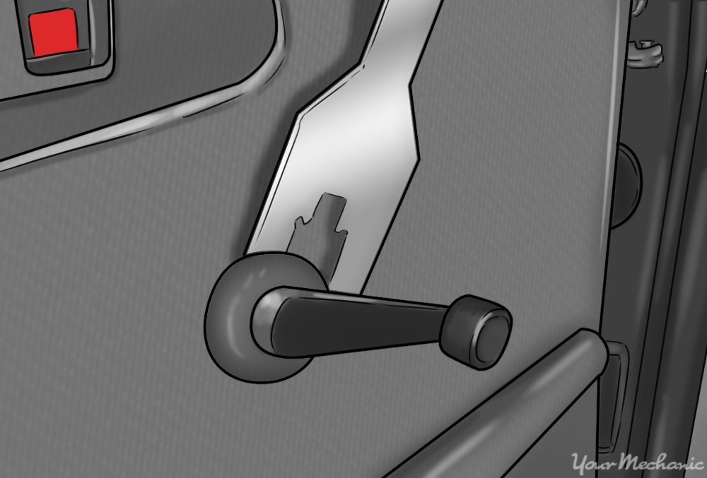 How To Replace A Door Lock Cylinder Yourmechanic Advice