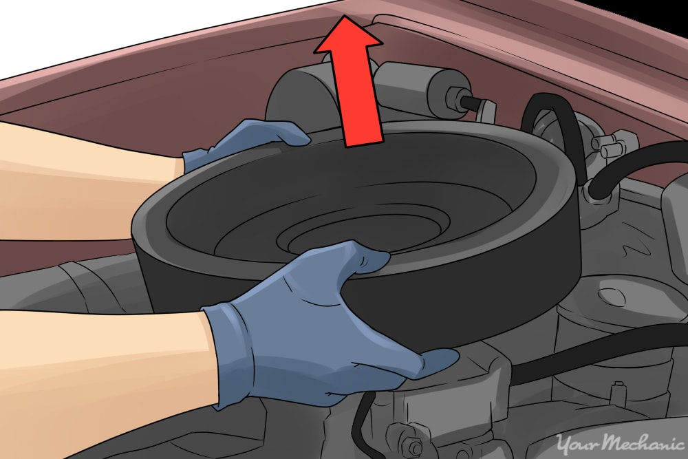How to Replace a Throttle Return Spring 6