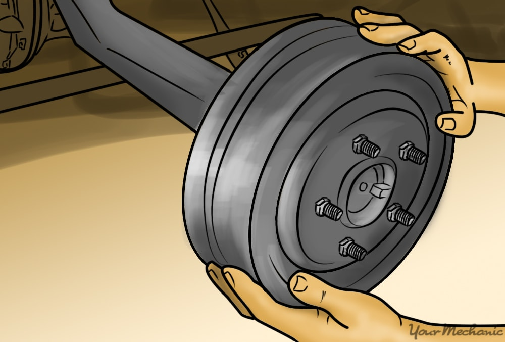 How to Diagnose and Repair Noisy Brakes | YourMechanic Advice