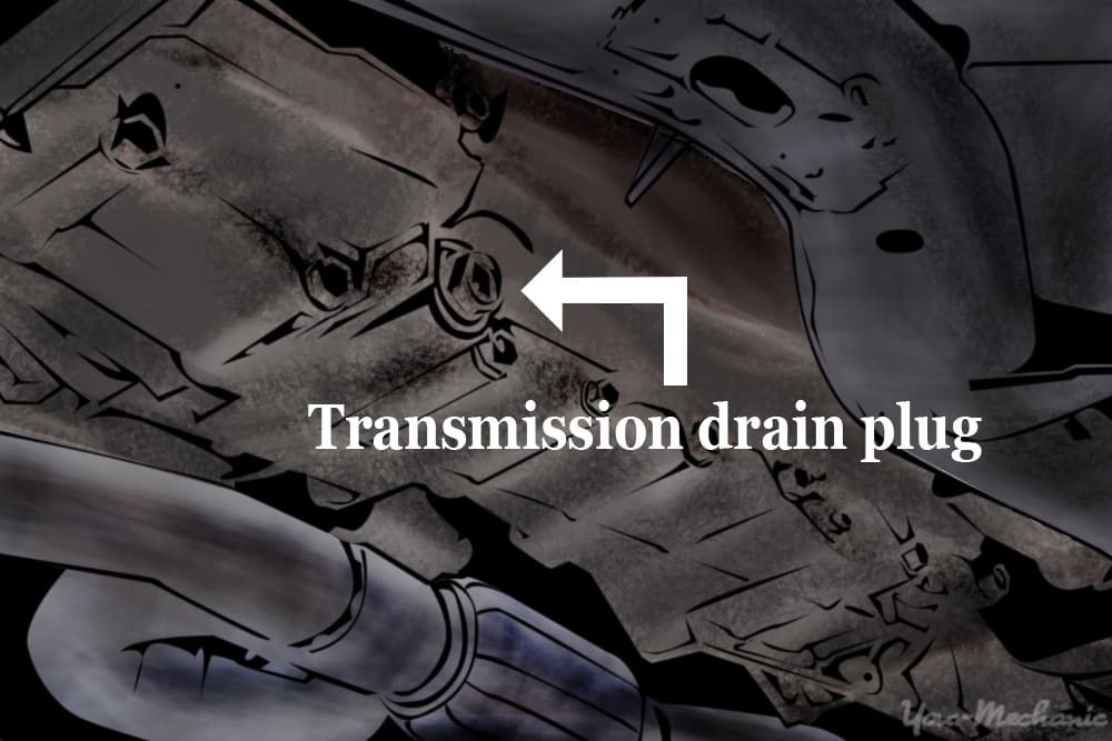 How To Drain Transmission Fluid >> How To Replace Transmission Fluid Yourmechanic Advice