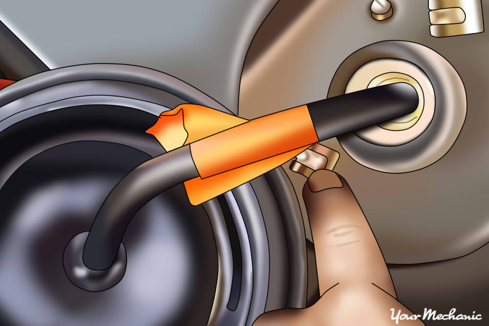 How to Replace a Suspension Air Bag | YourMechanic Advice