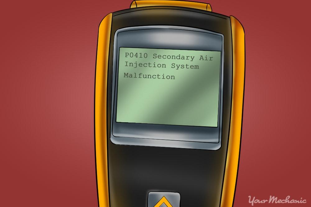 DTC scanner
