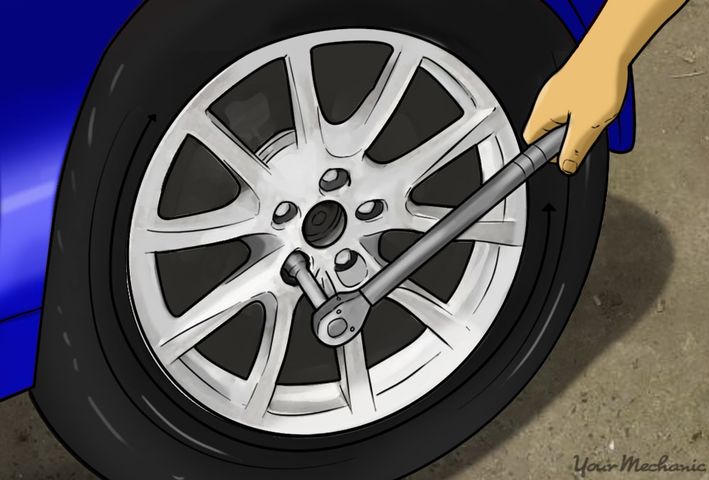 torquing wheels