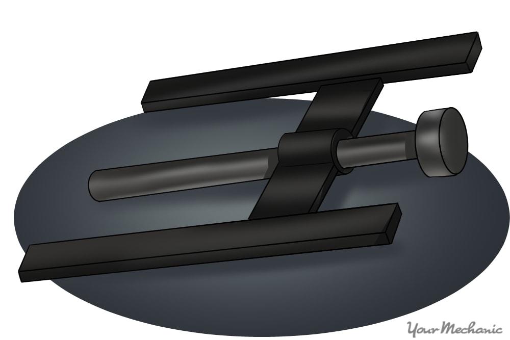 Booster Pushrod adjustment tool