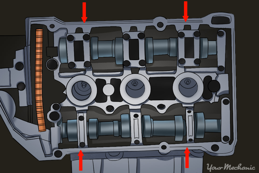 How to Troubleshoot and Replace a Leaking Valve Cover Gasket 9