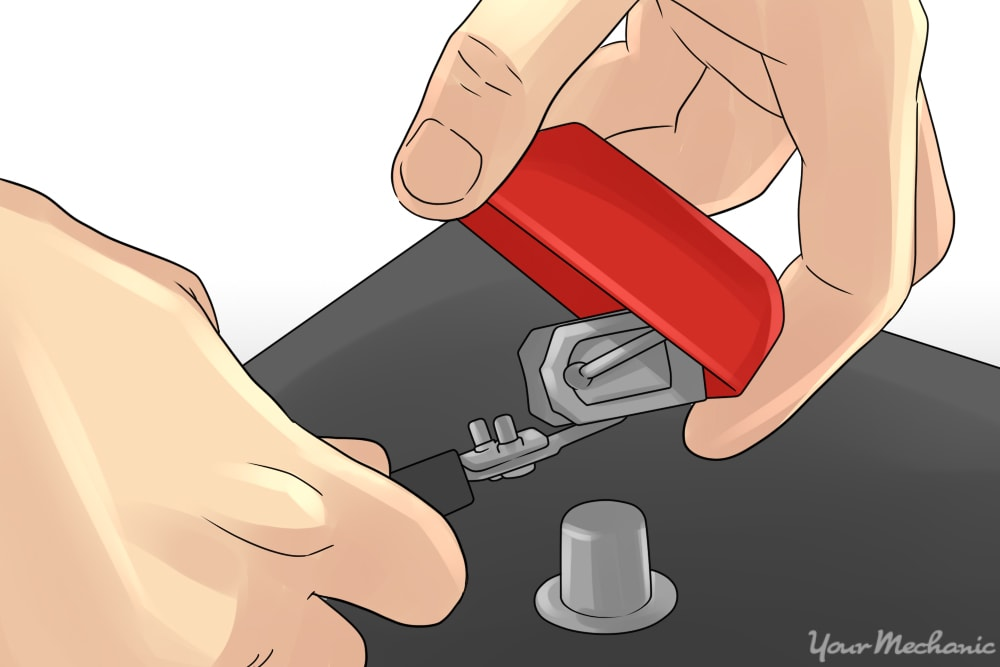 How to Replace a Power Seat Switch 9