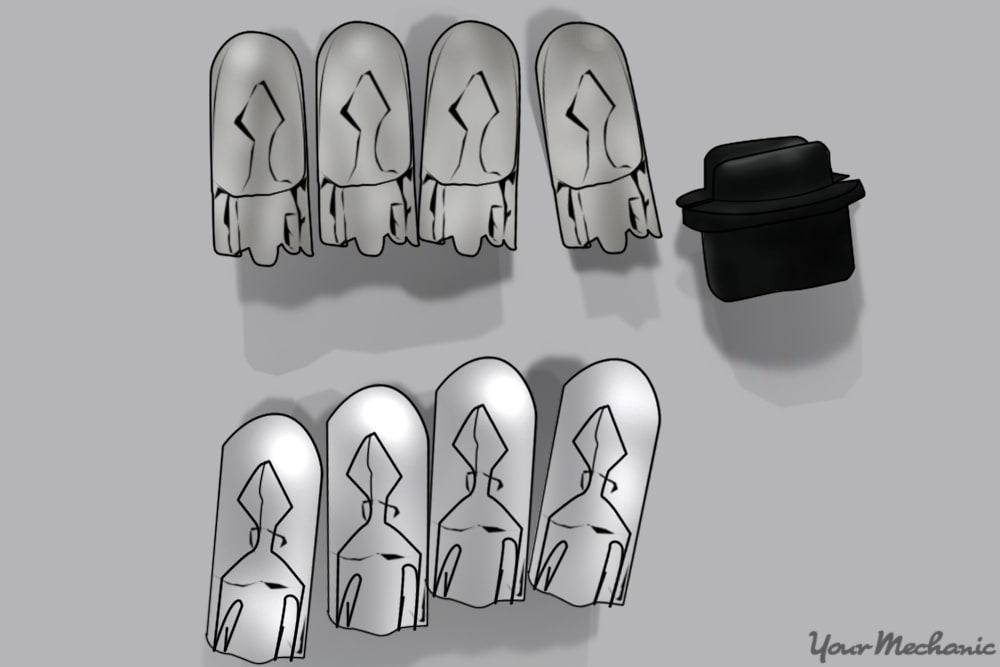 instrument light bulbs