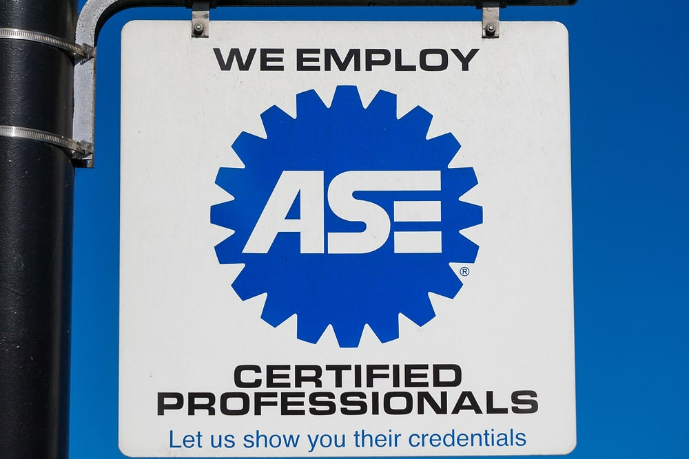 Why You Should Get ASE Certified | YourMechanic Advice
