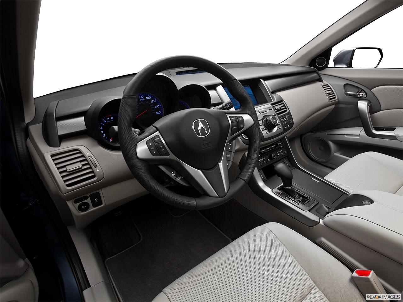 Acura RDX 2012 Interior
