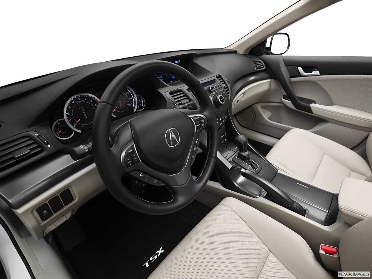 Acura TSX Sportswagon 2012 Interior