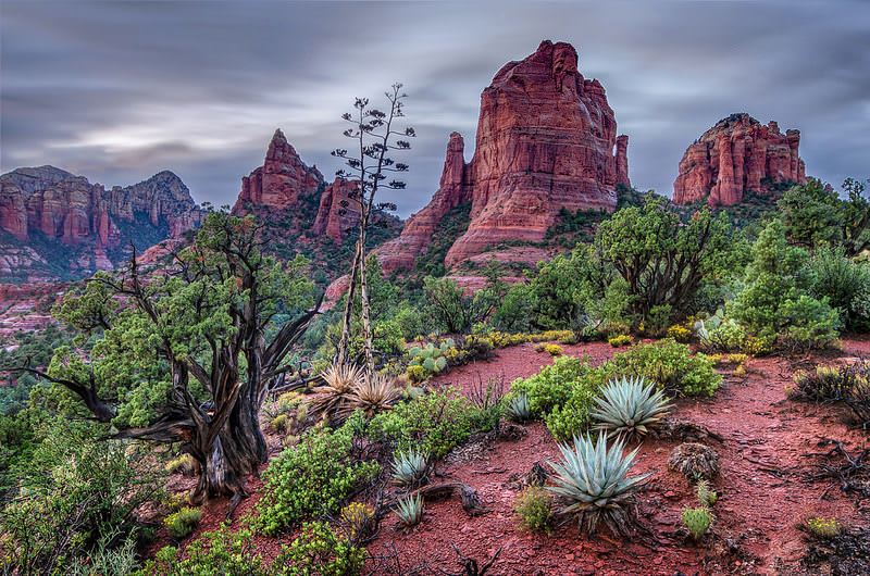 Red Rock Scenic Byway Arizona