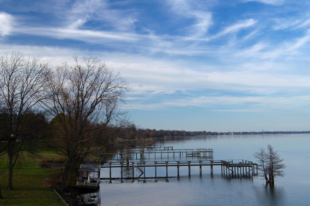 Lake Chicot Loop Arkansas