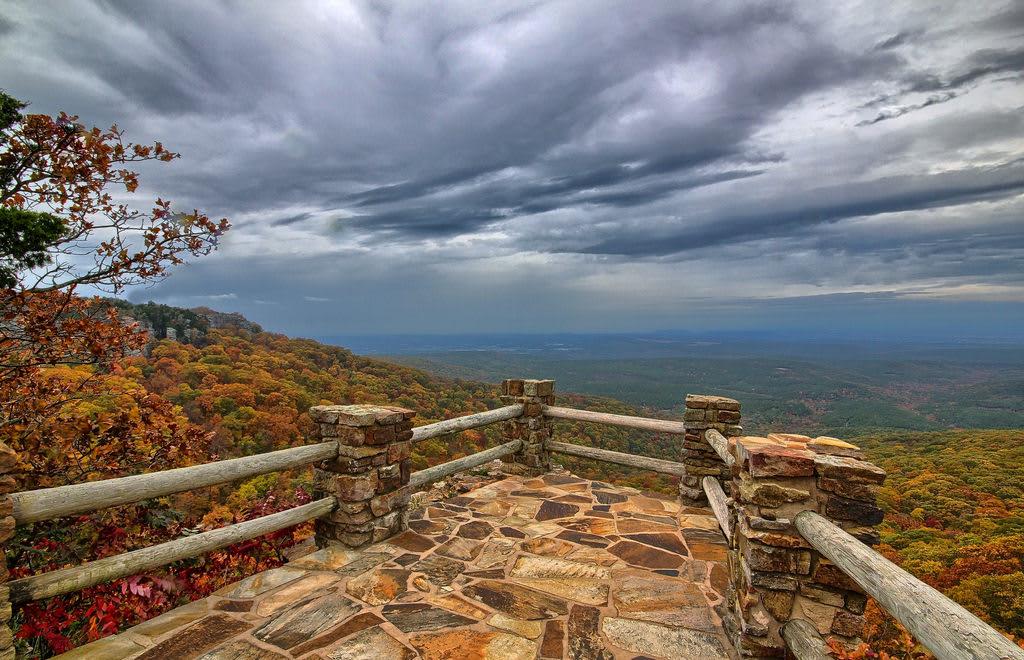 Mount Magazine Scenic Byway Arkansas