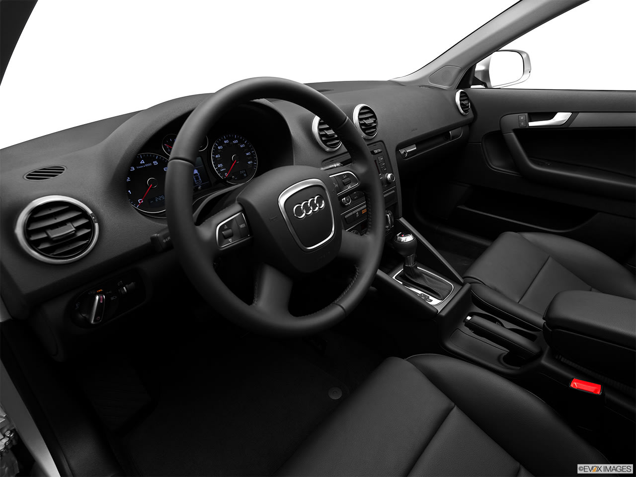 Audi A3 2012 Interior