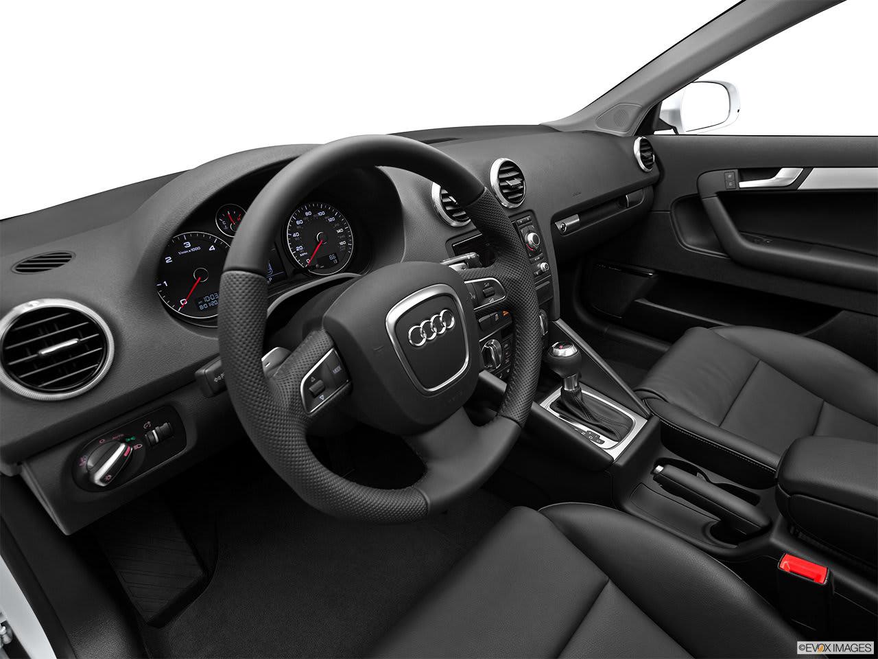 Audi A3 TDI 2012 Interior