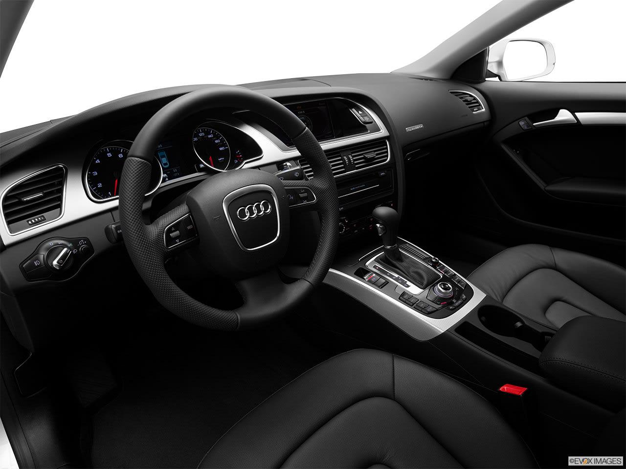 Audi A5 2012 interior