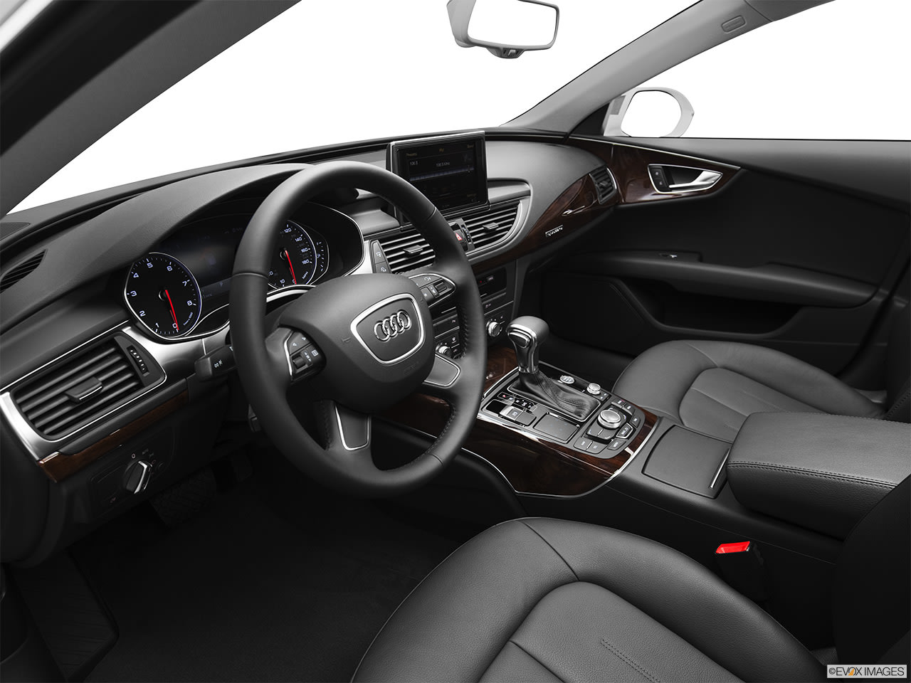 Audi A7 2012 Interior