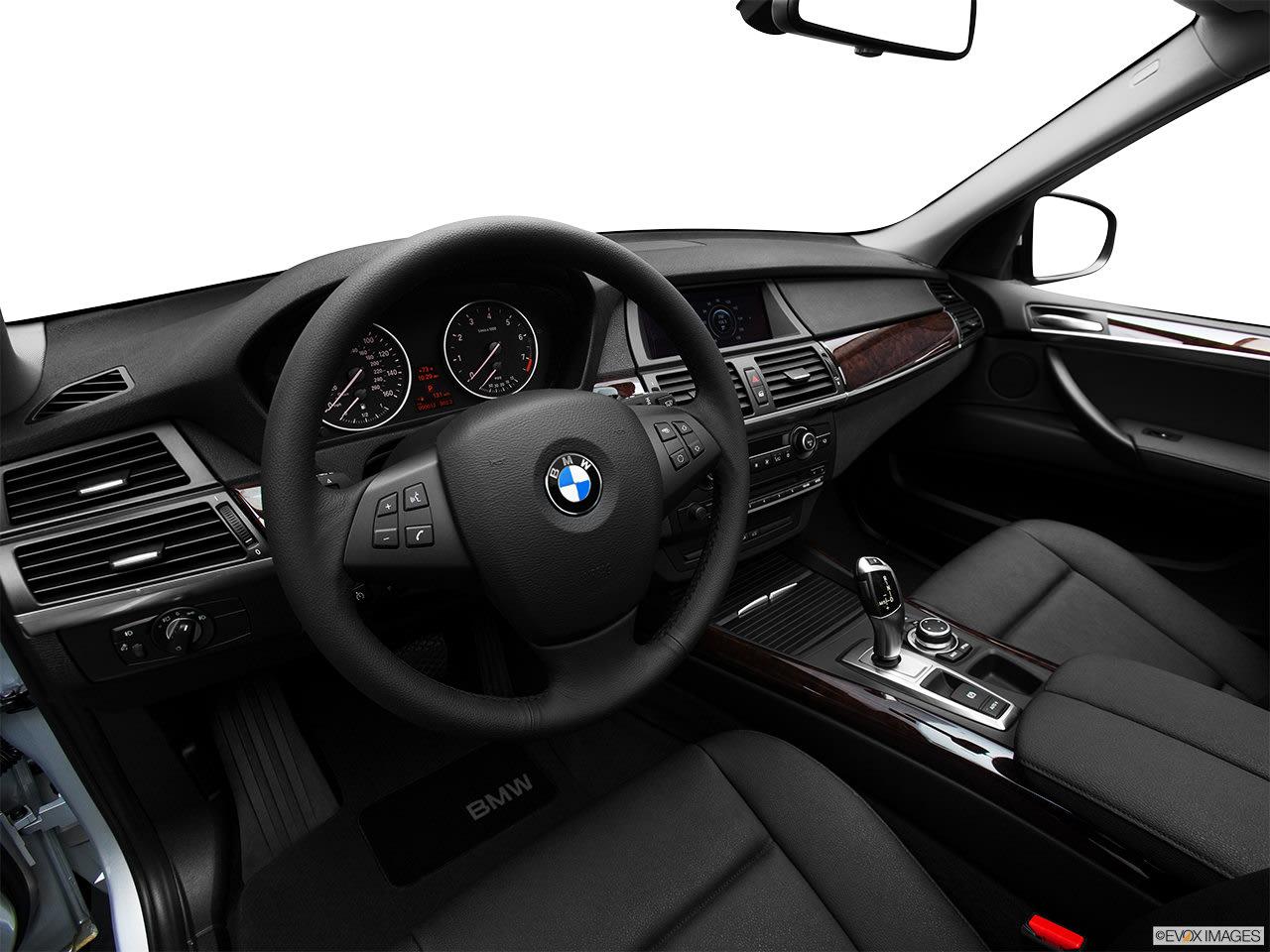 BMW X5 xDrive35d Interior