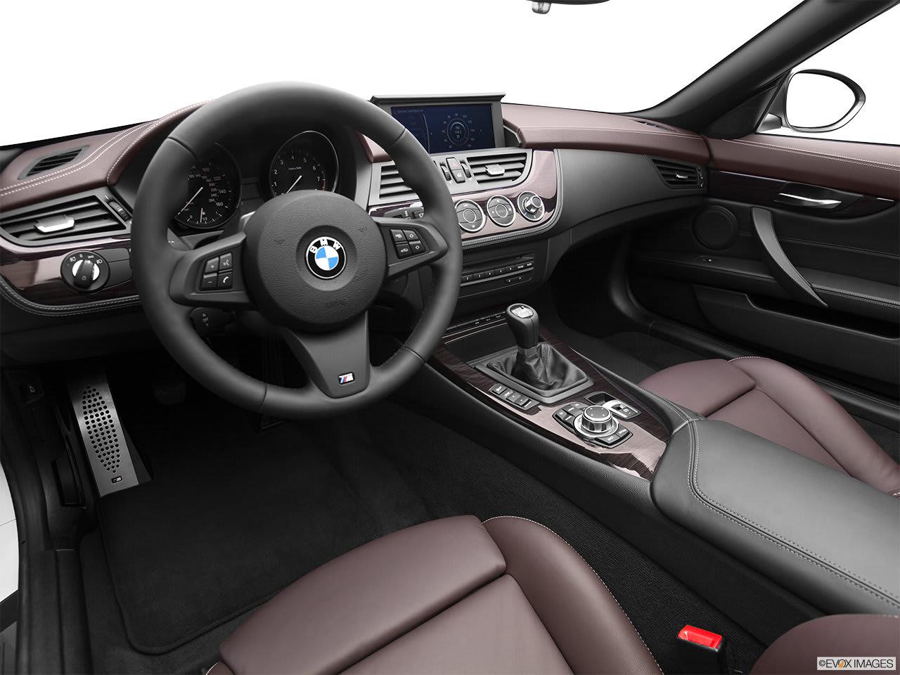 BMW Z4 2012 Interior