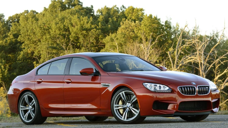 BMW Driveshaft Recall
