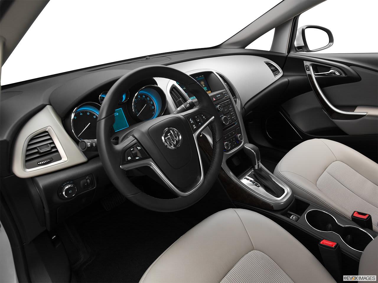 Buick Verano 2012 Interior
