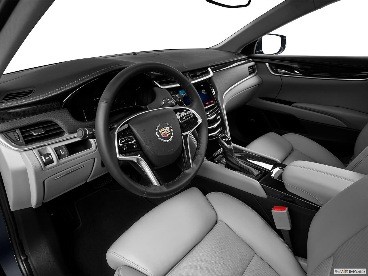 Cadillac XTS 2013 Interior